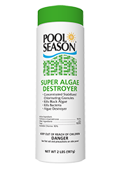 Algaecides Pool Season Chemicals